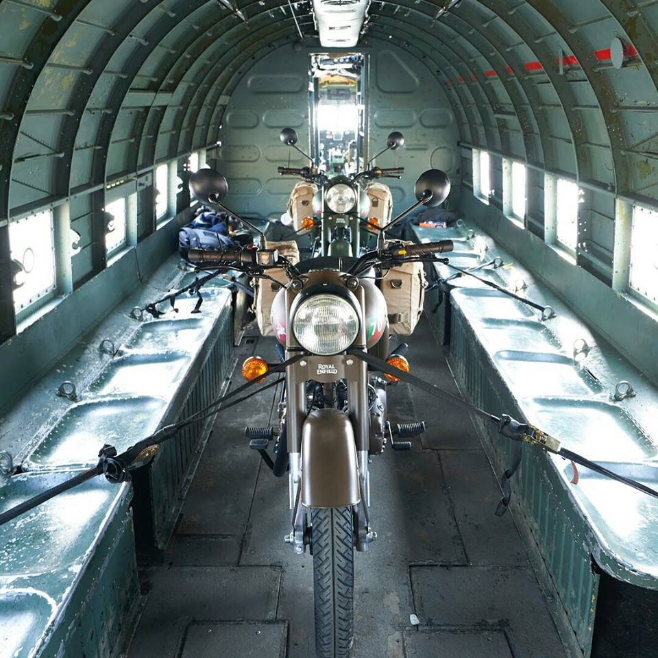 Royal Enfield Classic 500 Pegasus Edition 2018 Unveiled | Limited Edition