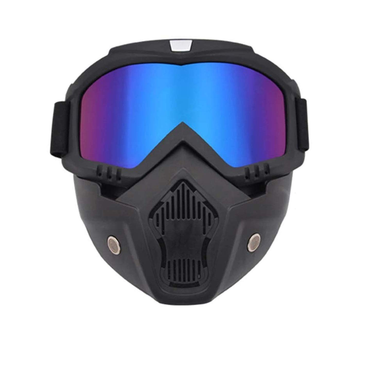 Goggles with mask (3)