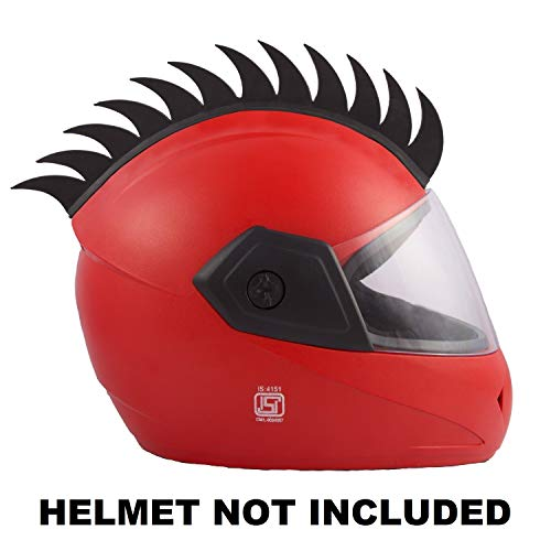 Aow-Attractive-Offer-World-Cuttable-Helmet-Spikes-for-All-Motorcycles-Dirt-Bike-Normal-Helmets-Black-y-63-0-1