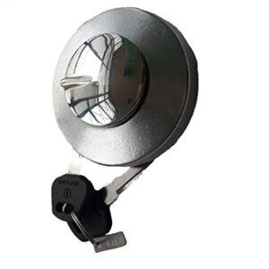 Royal Enfield Fuel Tank Cap Lock with Keys for Electra Thunderbird Standard Bullet Old RE Models