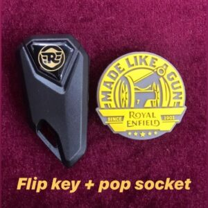 royal-enfield-flip-key-pop-socket-for royal enfield lovers