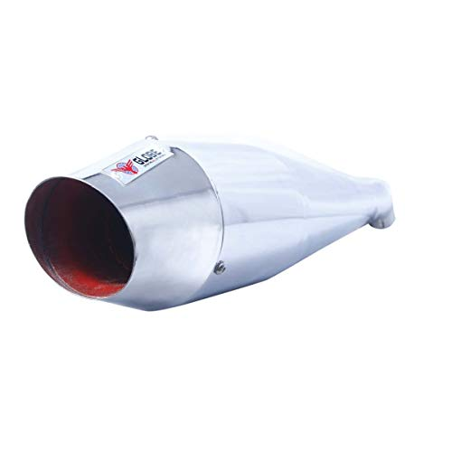 Globe-Dolphin-Exhaust-For-Royal-Enfield-Classic-350500-Bs3Bs4-0-0