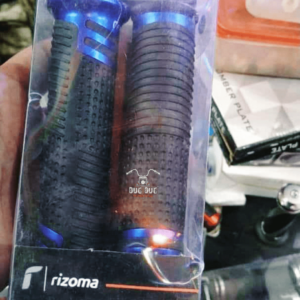 Rizoma Handle Grip for All Motorcycles - Blue