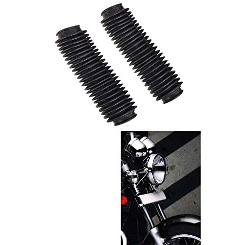 Rubber Shocker Front Fork Cover for - Royal Enfield