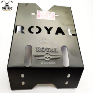 Royal Engine Plate for royal enfield
