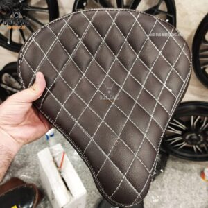New Kabir Singh Seat for Royal Enfield Classic 350/500, Standard, Electra