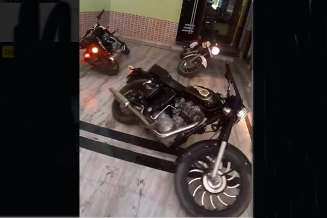 Watch Royal Enfield Bullet dance! This video will make your day during Covid-19 lockdown