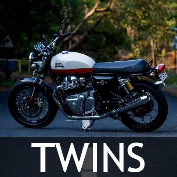 Royal Enfield Twins Accessories