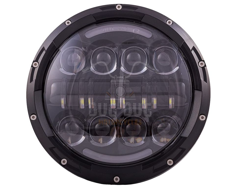 7 Inch LED Headlight (5)