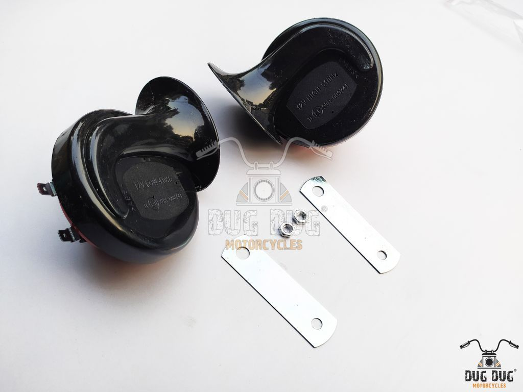 Windtone Horn for All bikes heavy quality (2)