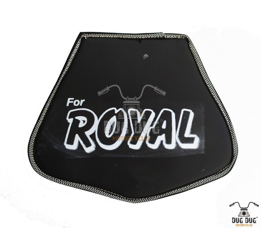 Mud Flap for Royal Enfield (1)