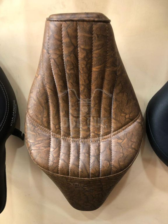 New Harley Seat