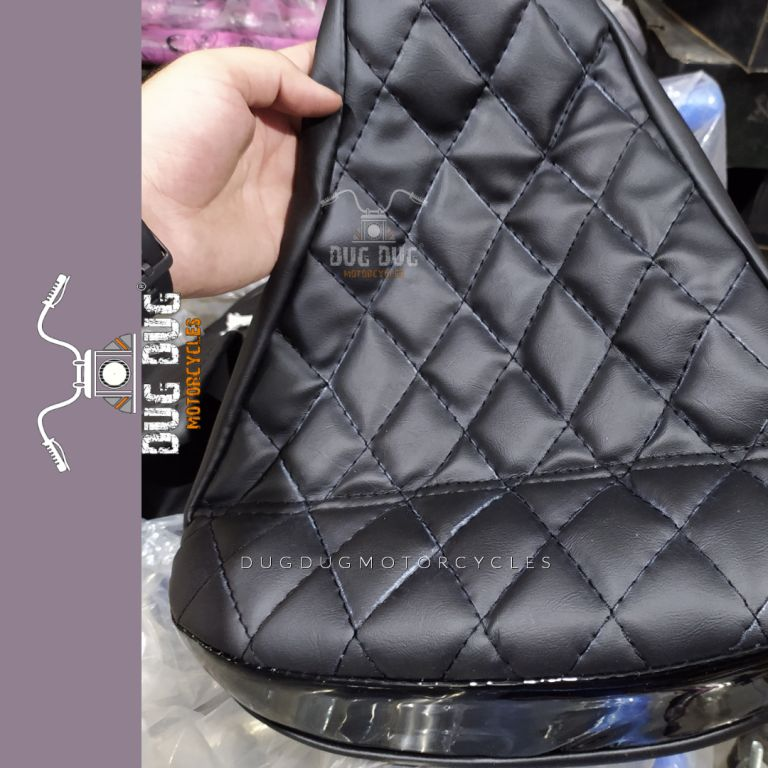 Royal Enfield Classic Seat Cover (4)