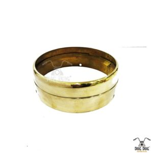 royal enfield brass headlight rim set (3)