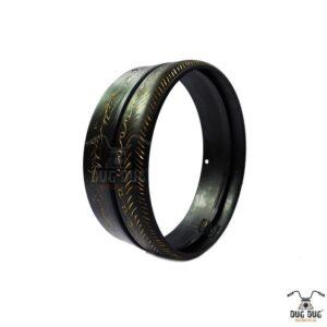 royal enfield brass headlight rim set (5)