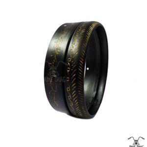 royal enfield brass headlight rim set (6)
