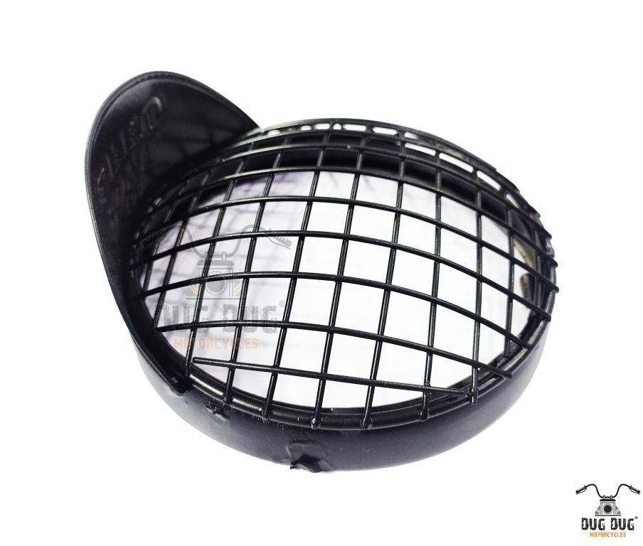 royal enfield headlight grill with shade (2)