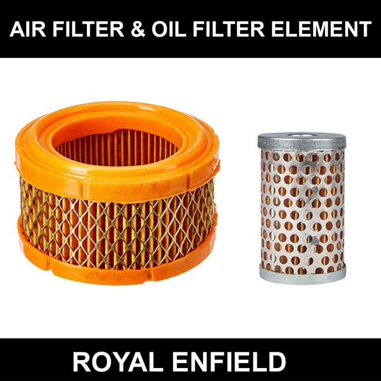 AIR and Oil Filter Element for Royal Enfield Bullet 350, Classic 350, Electra, Thunderbird 350 (9)