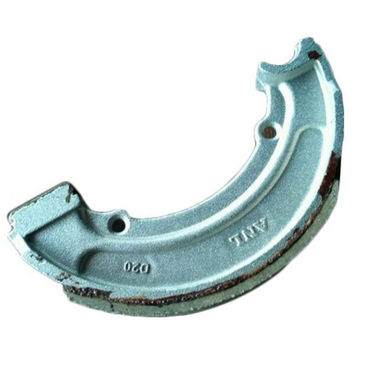 ANL Rear Brake Shoes for Royal Efield Classic Electra and Standard Models (1)
