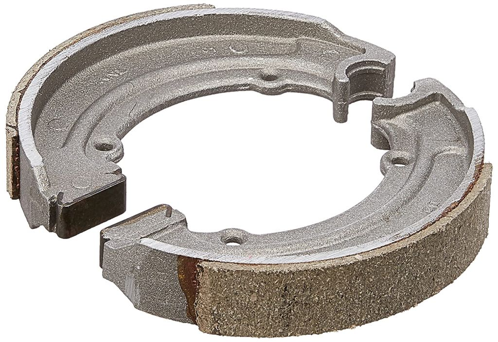 ANL Rear Brake Shoes for Royal Efield Classic Electra and Standard Models (2)