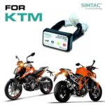 KTM RC DUKE 125 200 250 Compatible Simtac PNP Hazard Module Adapter Flasher (1)