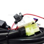 Dug Dug Fog Light Wiring Harness auxiliary light flashing kit (7)