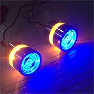 LED Bar Ends